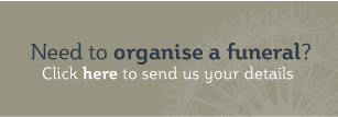 Organise a funeral